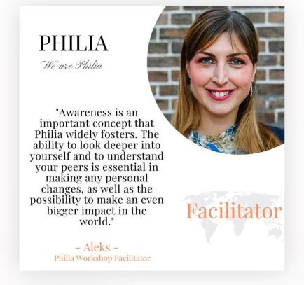 philia facilitator